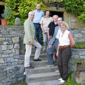 Förderkreis Schloss Zeilitzheim e.V. Vorstand