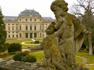 Residenzgarten Würzburg - Foto Alexander von Halem