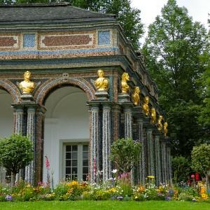 Hofgarten Eremitage Bayreuth