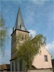 Kirche Zeilitzheim (Foto: Alexander von Halem)