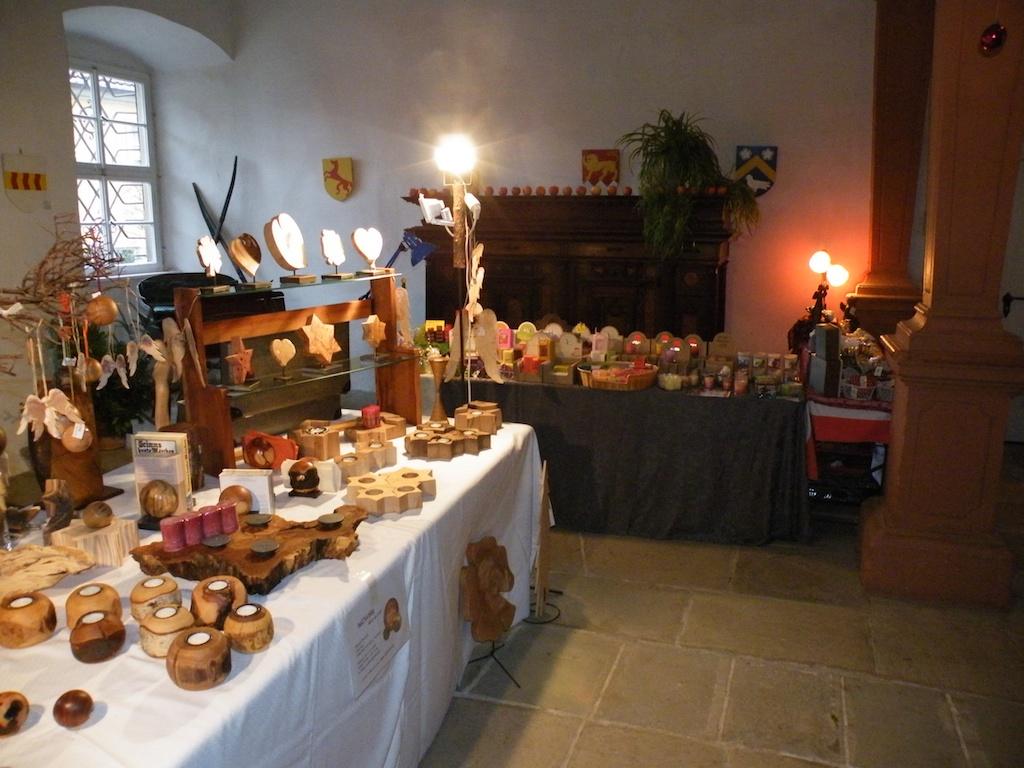 Weihnachtsmarkt im Barockschloss Zeilitzheim