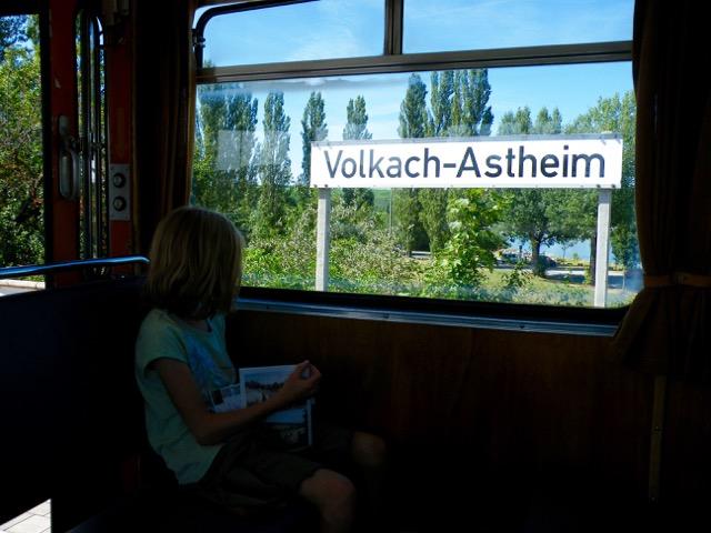 Volkach-Astheim Mainschleifenbahn