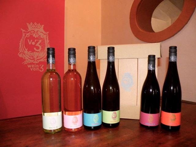 Ostermarkt Schloss Zeilitzheim mit Wein von 3