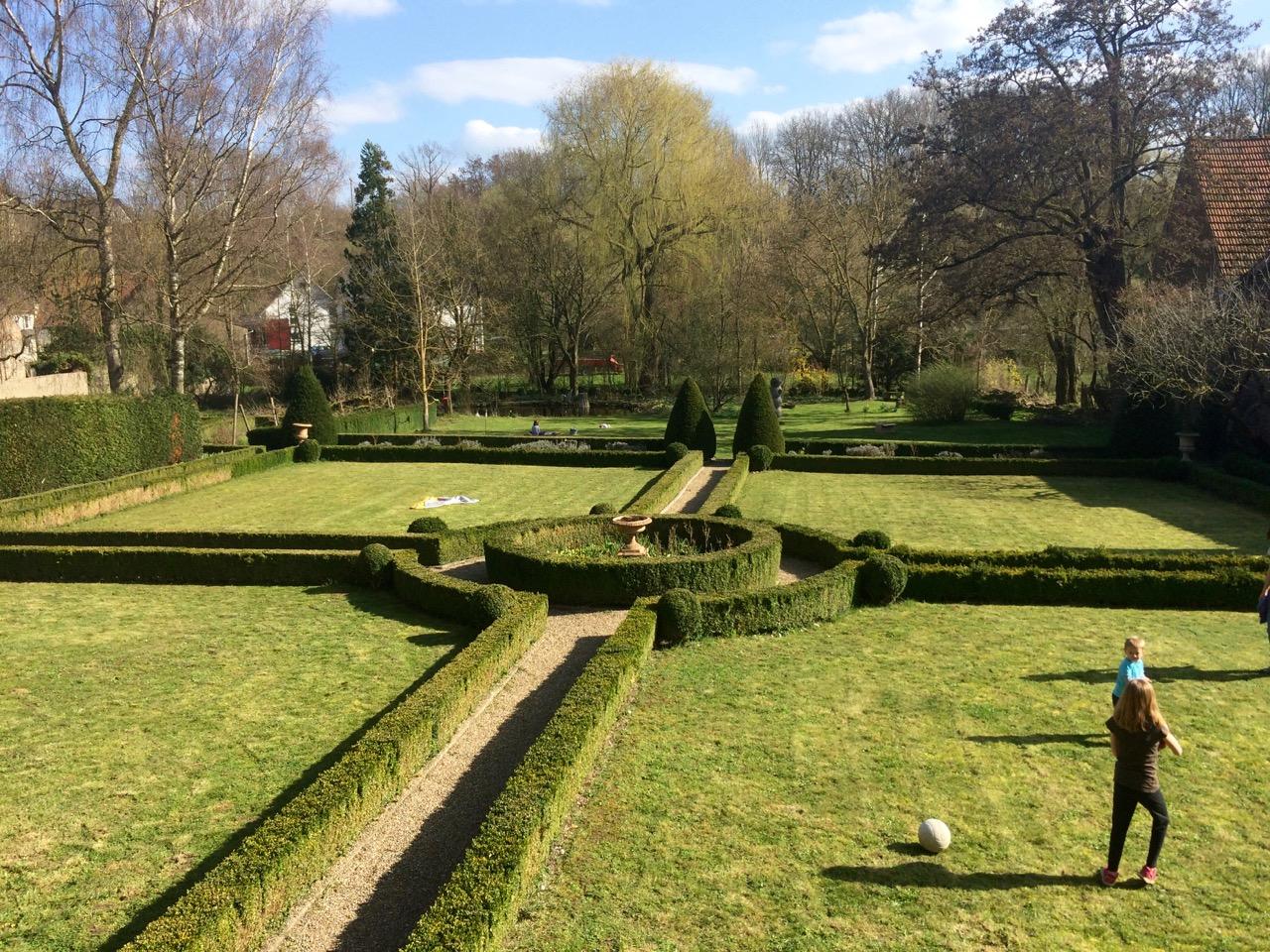Schlossgarten Zeilitzheim