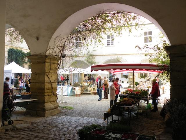 Ostermarkt Schloss Zeilitzheim