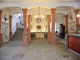 Eingangshalle Schloss Zeilitzheim