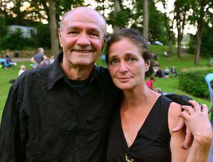 Christine Hadulla, Peter Hub (Foto: Fred Rautenberg)