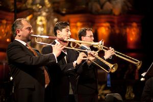 Barocktrompetenensemble Berlin - Foto: Johanna Ogrodnik